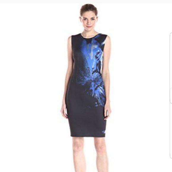 18bfb2d2845c Elie Tahari Dresses & Skirts - Elie Tahari Gwyneth Scuba Dress